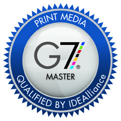 TBN Direct is qualified G7® Master Printer