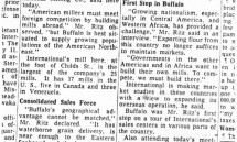Aug. 26, 1960: Buffalo 'will remain unchallenged' as world's flour-milling center