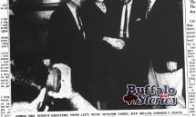 Aug. 27, 1960: Pat Nixon visits Buffalo on a campaign swing