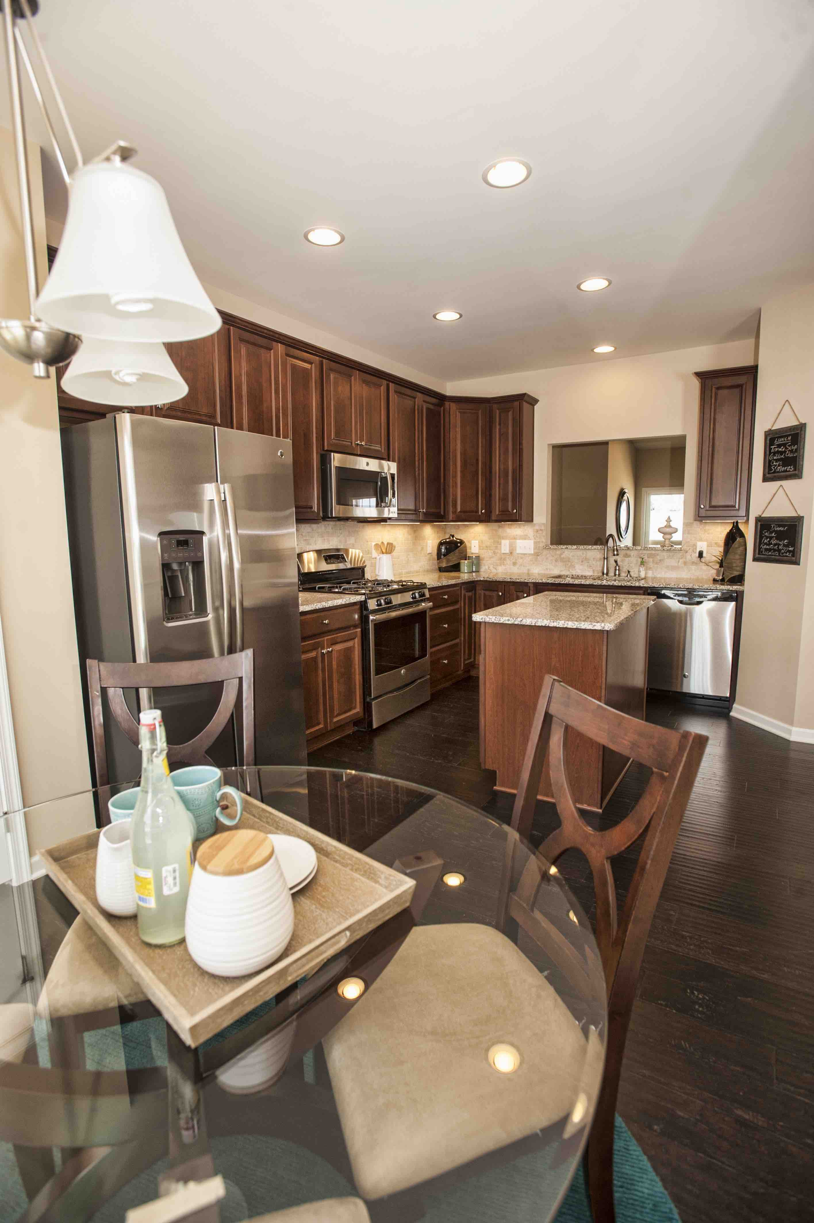 Featured home: ryan homes highlights new ranch design ...