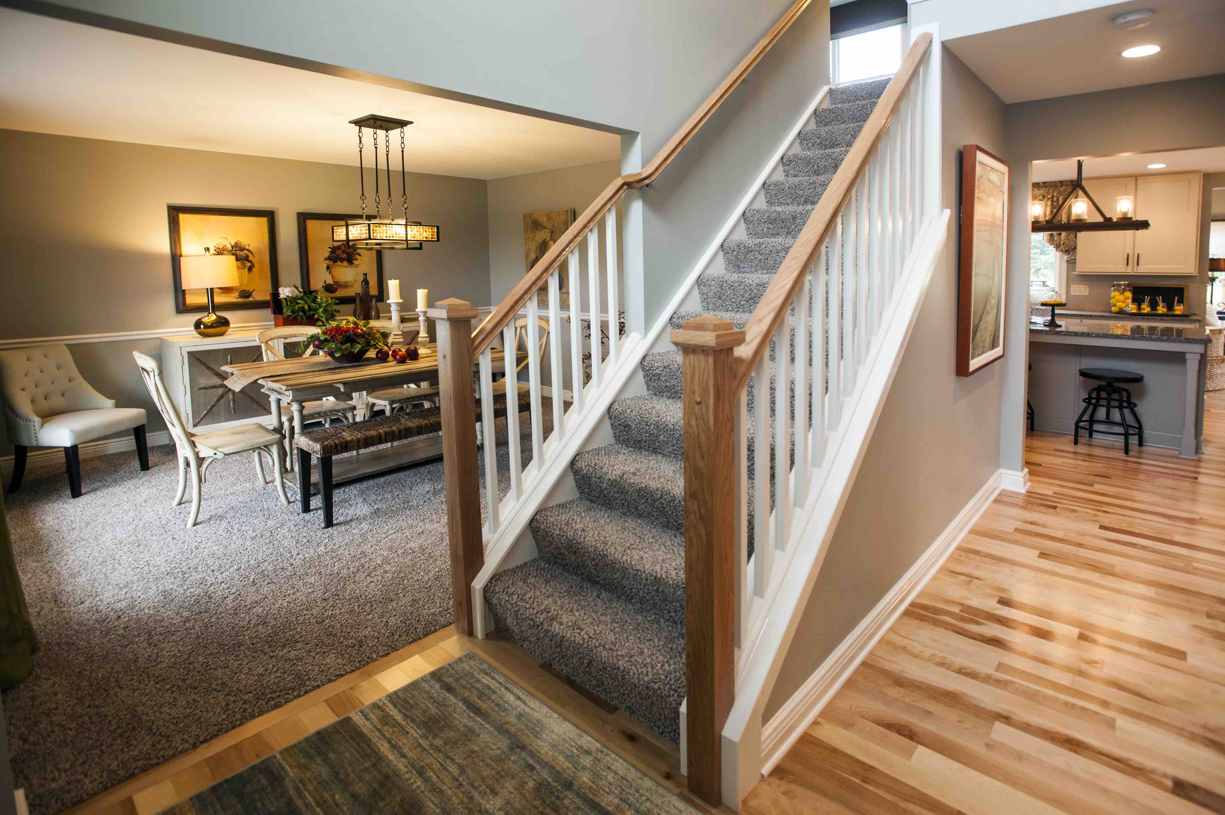 Featured home: marrano grand opens newest craftsman design ...