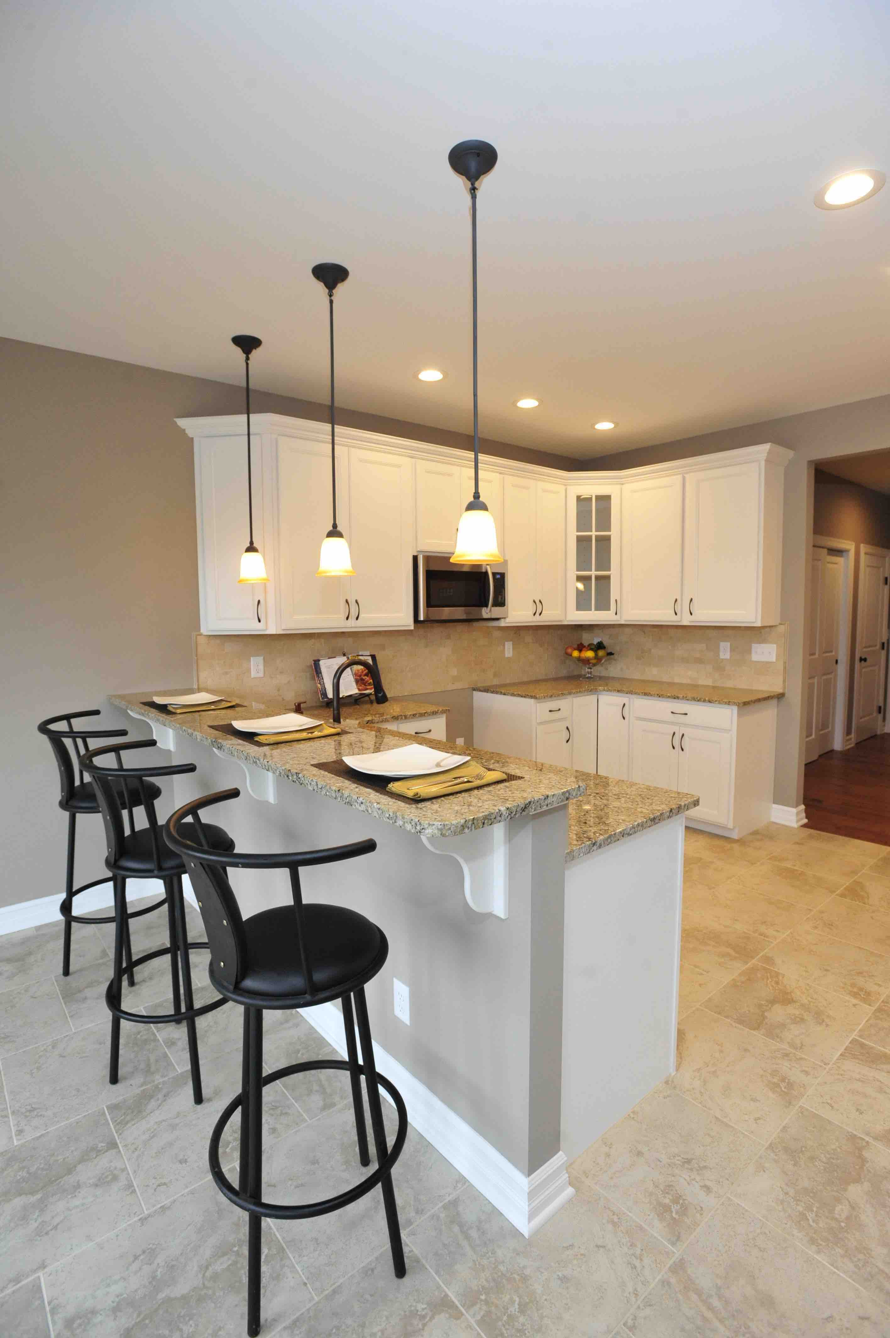 Featured home: lps custom homes highlights popular split ranch ...