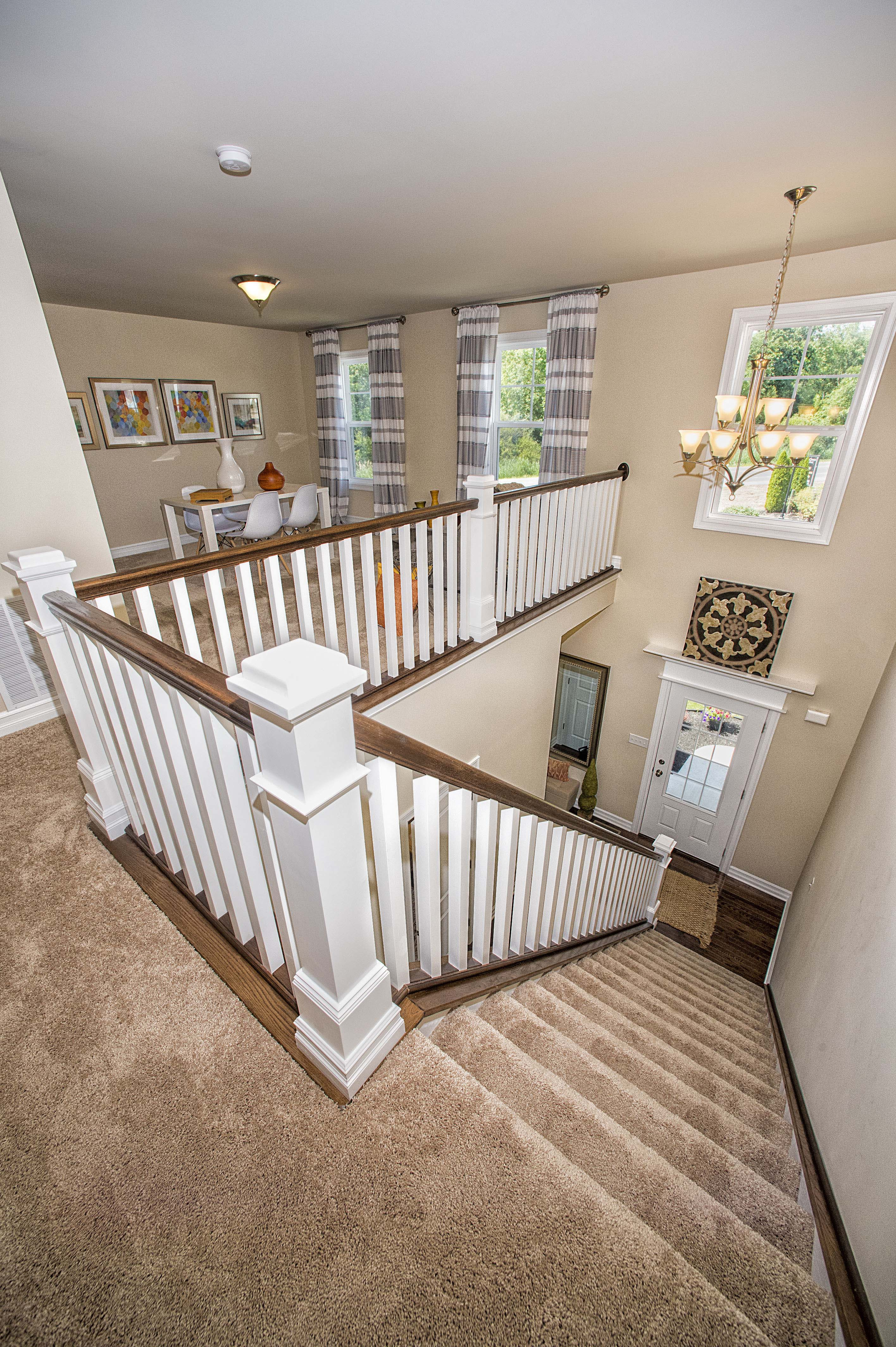 Featured home: david homes includes first floor master suit ...