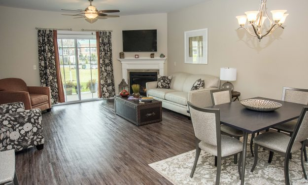 Featured home: Fairways at Lancaster