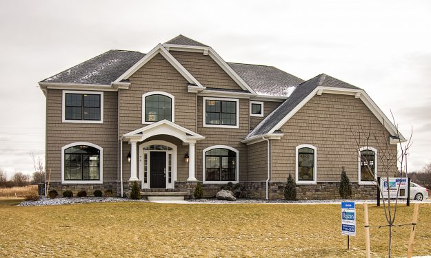 Featured home: Regency Builders showcases Amherst model