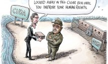 Normalizing Cuba