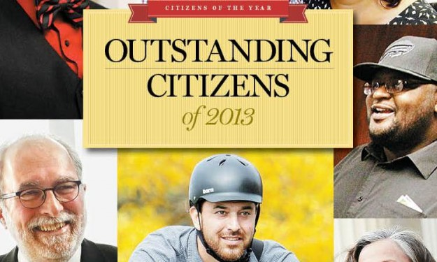 The News' Outstanding Citizens of 2013