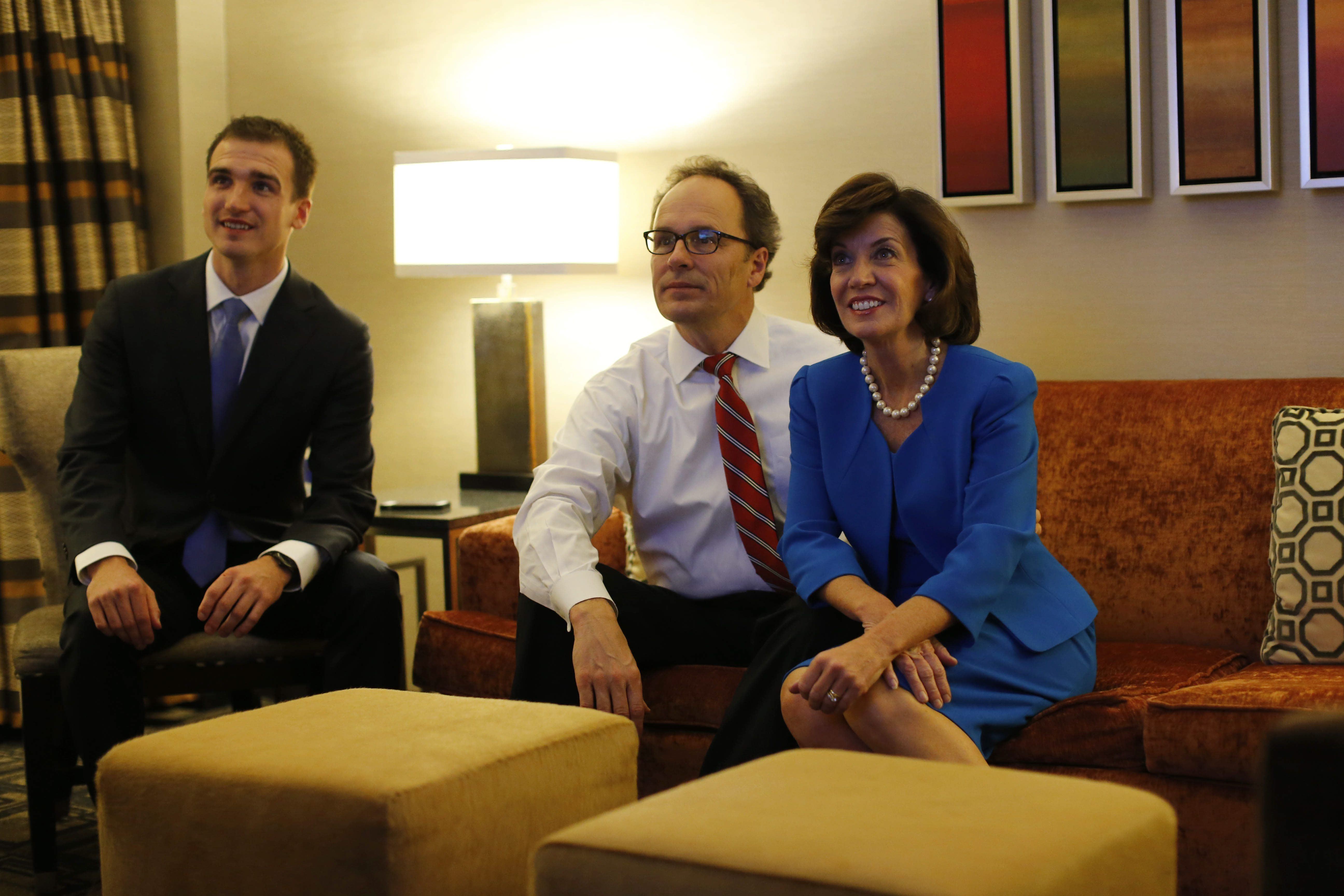 Western New York US Attorney Hochul announces resignation