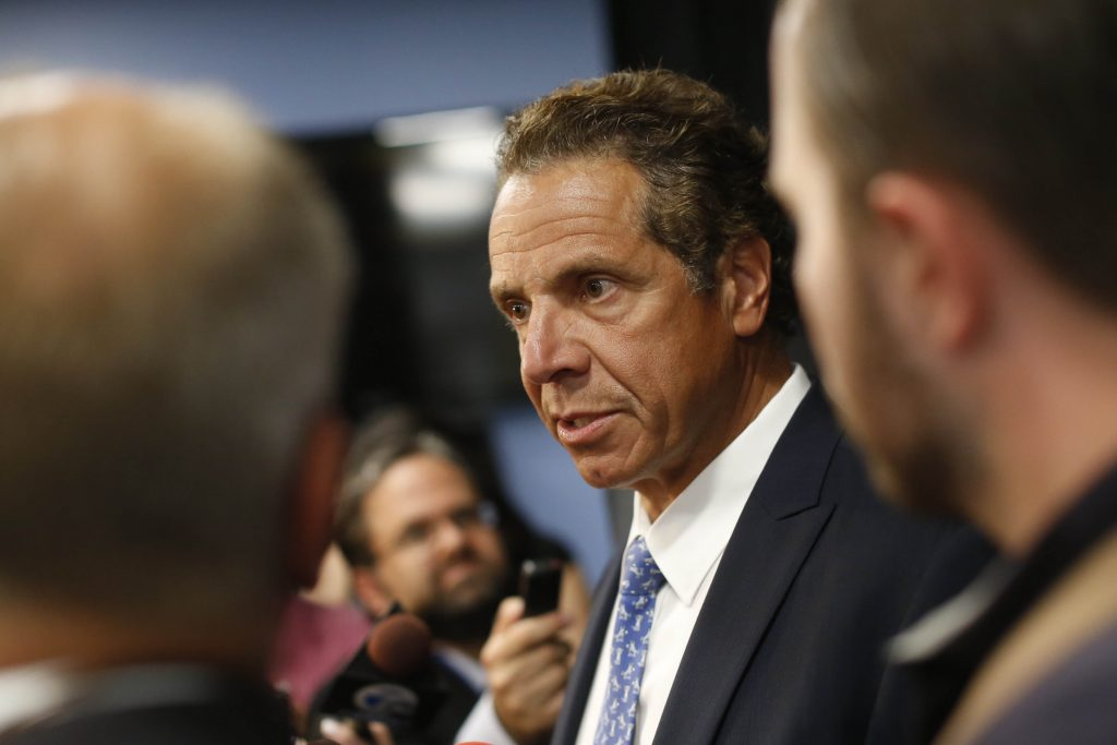 Cuomo had 'no idea' about alleged corruption