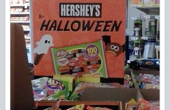 Halloween already?