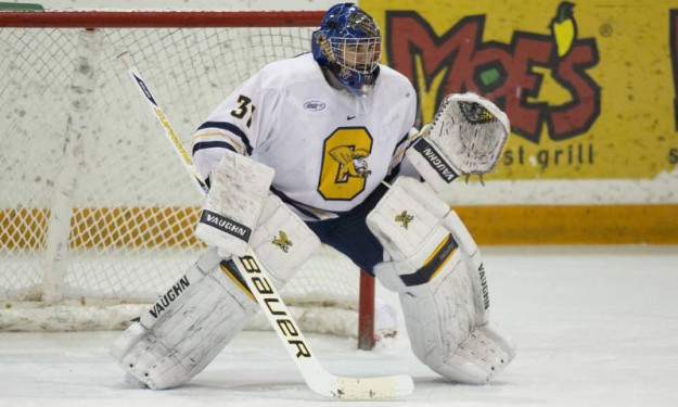 Canisius hockey alum Capobianco signs with Elmira
