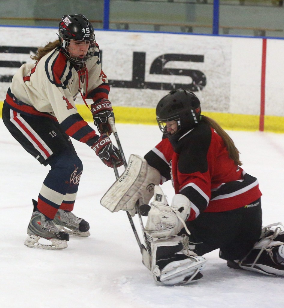 High School Extra (Feb. 8): Upset in girls hockey