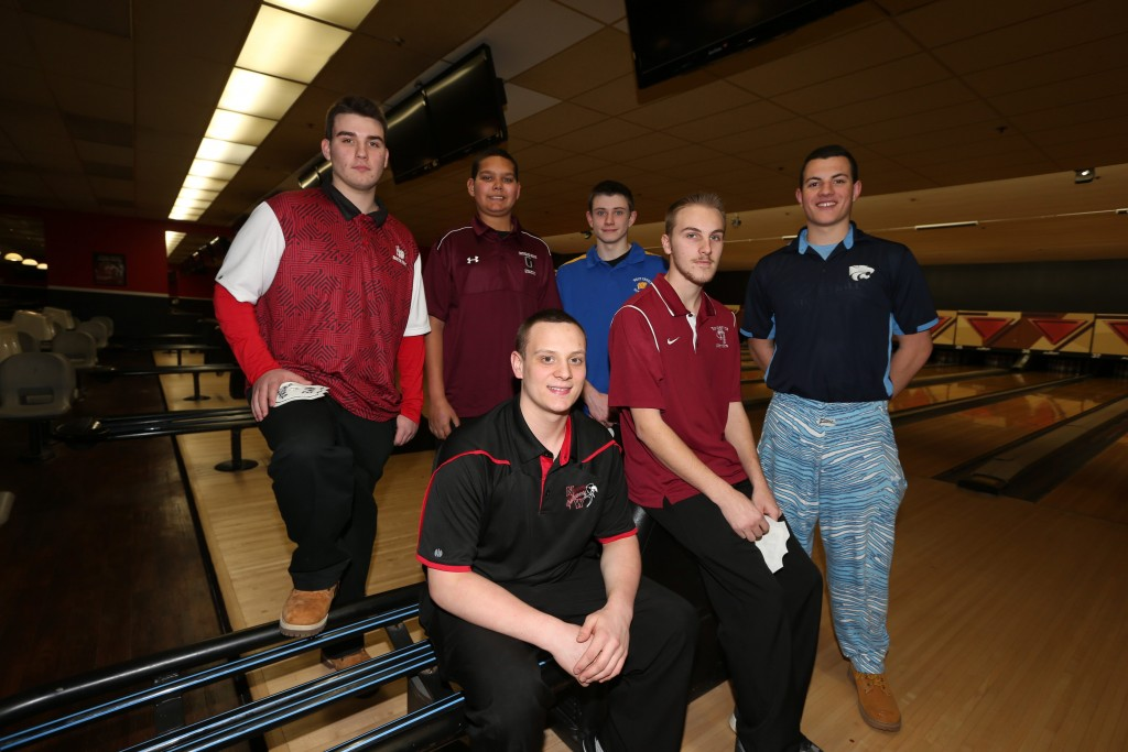 Niagara-Wheatfield's Maloney defends Section VI bowling title