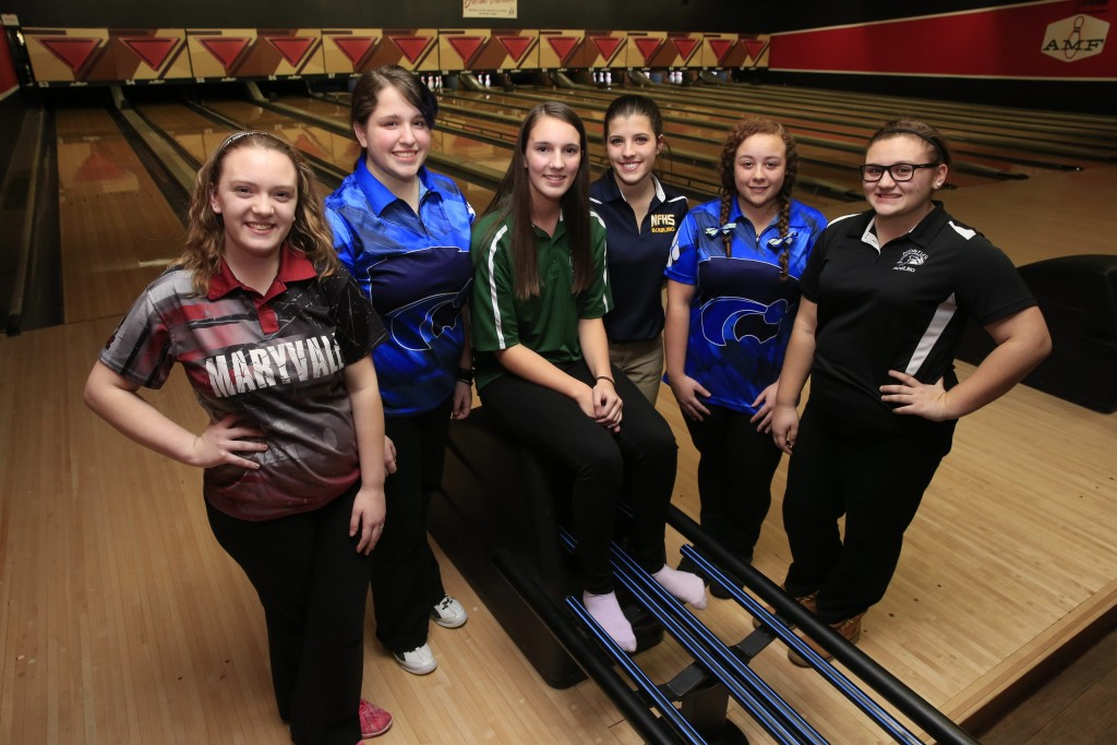 Orchard Park girls take Section VI bowling crown
