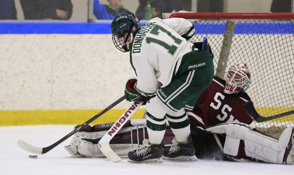 National Power Shattuck-St. Mary's Shuts Down Buffalo, NY's Nichols