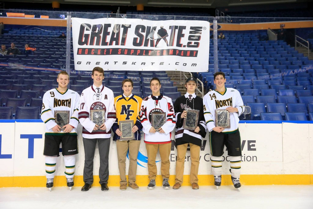 St. Joe's, Kenmore East reaped titles in hockey season to remember