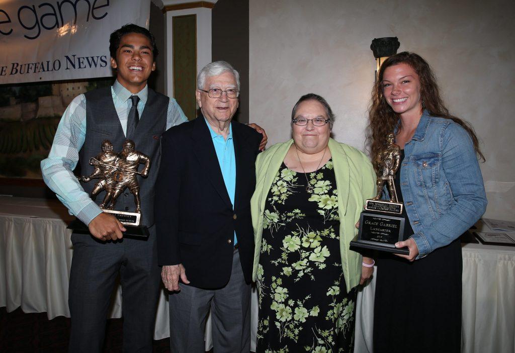 Lacrosse's Borrelli Awards less than a week away