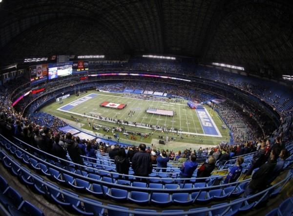 Bills to drop Toronto game for this year, play all 8 at The Ralph