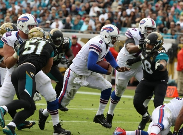 Points after: Bills 27, Jaguars 20