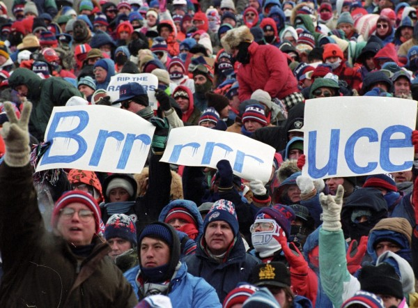 From the archives: Coldest Bills game was played 20 years ago