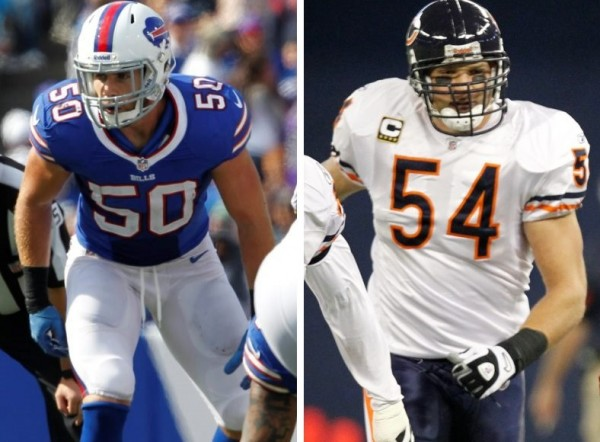 Brian Urlacher: Kiko Alonso 'everything you want out of a middle linebacker'