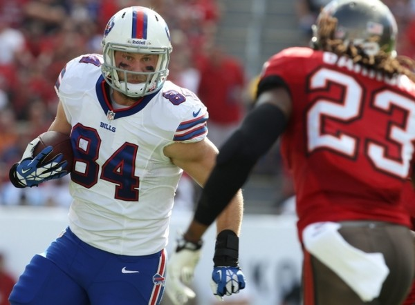 Bills look to sign Chandler, Carpenter as free-agent period set to begin