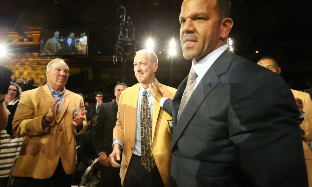 Complete coverage of Andre Reed's Hall of Fame induction