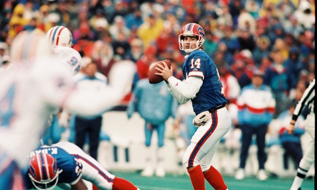 Top 5 backup quarterbacks in Bills history