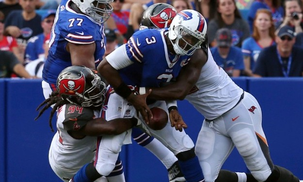 Points after: Buccaneers 27, Bills 14