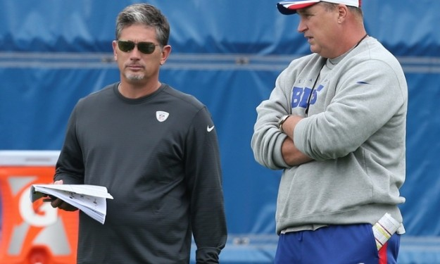 Marrone makes change on own terms