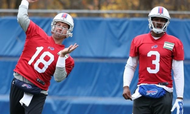 Bills seek to plug leaks, cut down on Orton's sacks