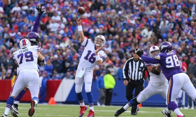 Bills' O-line must play its best game yet this season