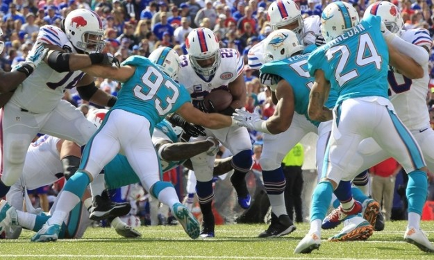 Bills striving to invigorate running game