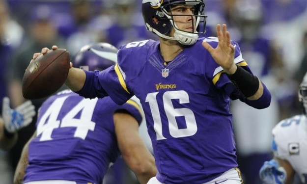 Bills give Cassel new home