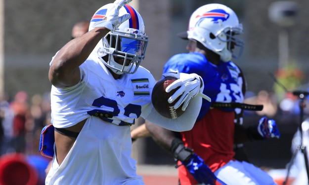 For Bills' Jackson, it's a case of challenge accepted