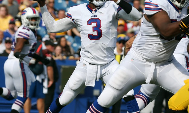 QBs in a fight to the finish for Bills