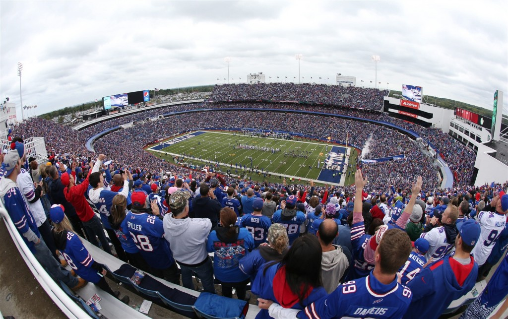 Brandon: No discussions in the wake of 'all the noise' on a new Bills stadium