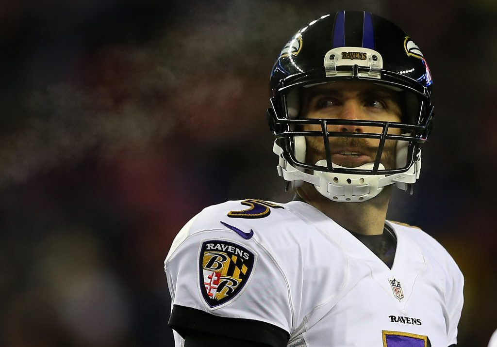 Ravens K Tucker agrees to 4-year deal; loses franchise tag