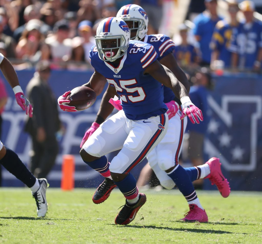 Bills top Rams for 3rd straight win