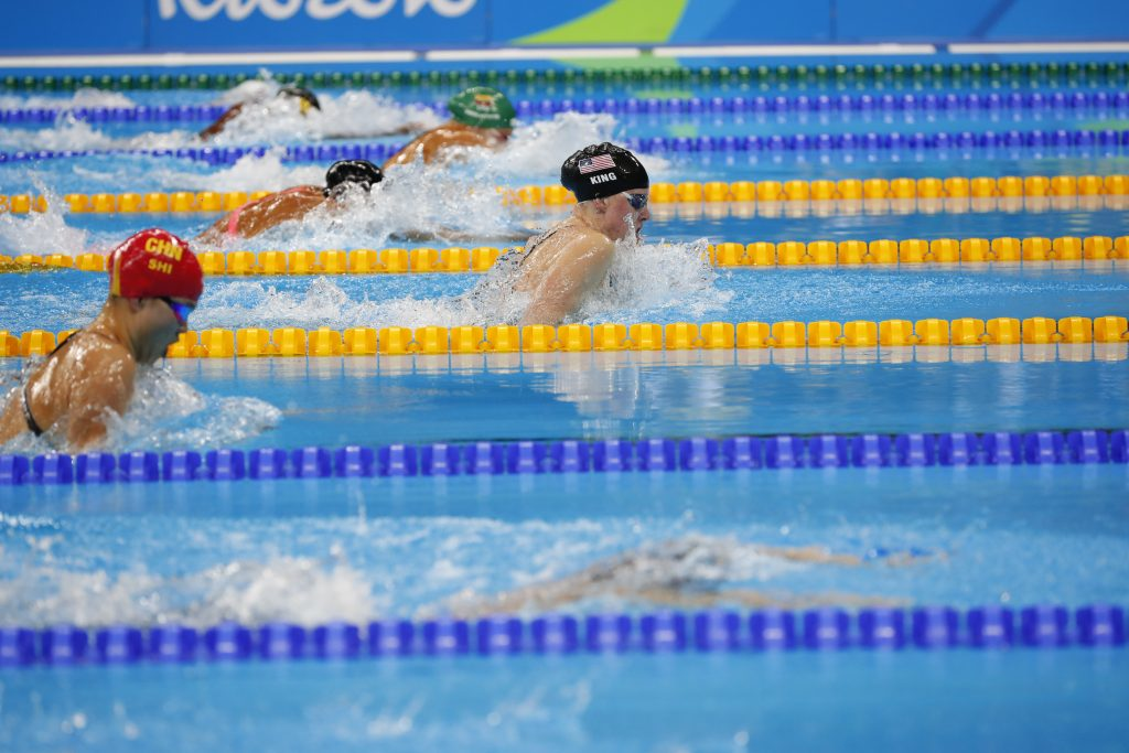 Lilly King gets her revenge on Russian Yulia Efimova