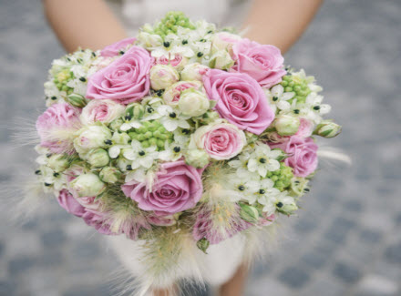 Make Your Bouquet Shine!