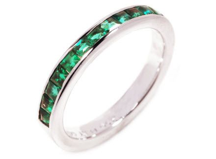 Go Green With Engaging Rings!