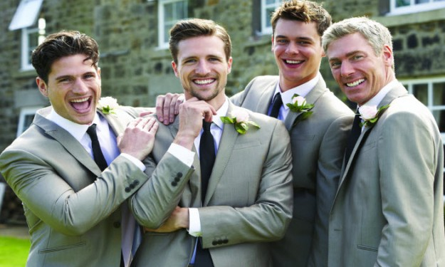 Four Style Tips For The Groom