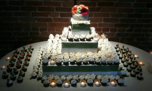 Make Your Wedding A Sweet Success With Fairy Cakes!
