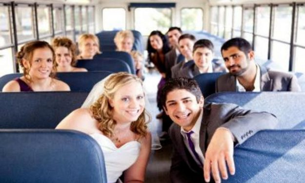 First Student: Your Group & Event Transportation Specialists!