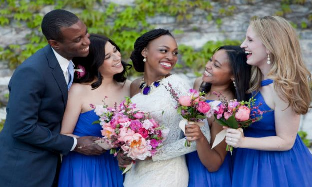 Tips For A Co-Ed Bridal Party!