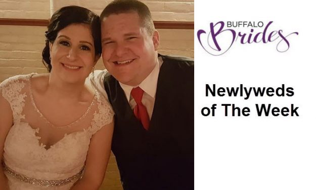 Newlyweds of The Week - 4/19/17