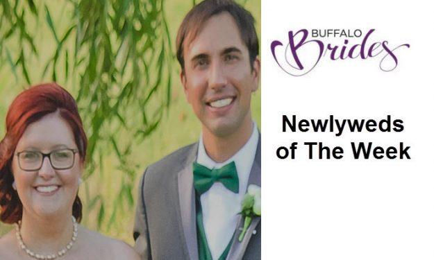 Newlyweds of The Week - 5/10/17