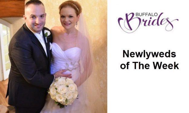 Newlyweds of The Week - 4/26/17
