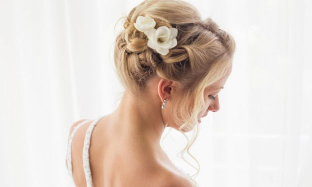 Beat The Heat With These Bridal Hairstyles!
